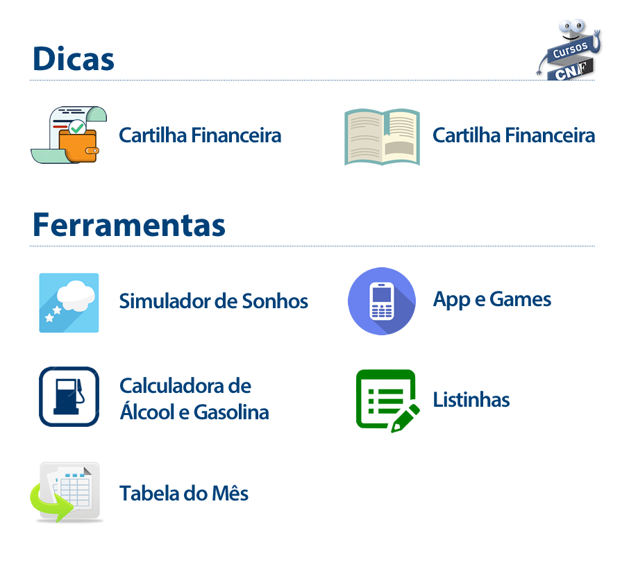 Aplicativos Financeiros